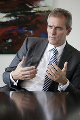 Dr. Rainer Seele  Vorstandsvorsitzender Wintershall Holding GmbH