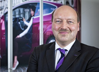 Alan Draper  Vice President Purchasing  Ford of Europe