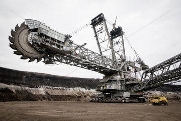 Tagebau Garzweiler RWE Power AG