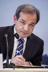 HOCHTIEF AG - Bilanzpressekonferenz 2014  Marcelino Fernandez-Verdes