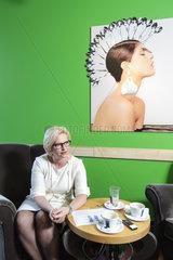 Eva-Lotta Sjoestedt  CEO der Karstadt Warenhaus GmbH