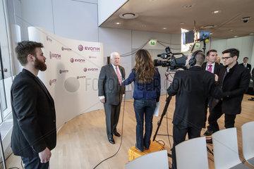 Bilanzpressekonferenz 2014 Evonik Industries AG - Dr. Klaus Engel