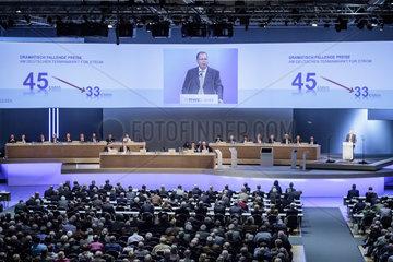 Hauptversammlung 2014 der RWE AG - Peter Terium