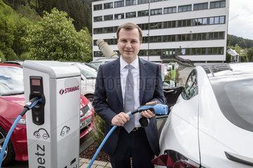 Christopher Mennekes  Geschaeftsfuehrer MENNEKES Elektrotechnik GmbH & Co. KG