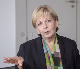 Hannelore Kraft  NRW Ministerpraesidentin