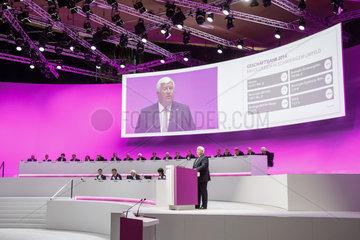 Hauptversammlung 2015 der Evonik Industries AG - Dr. Klaus Engel