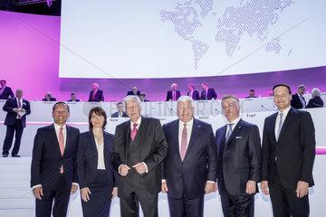 Hauptversammlung 2015 der Evonik Industries AG