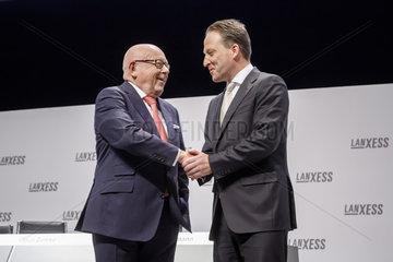 LANXESS AG - Hauptversammlung 2015