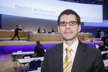 Hauptversammlung 2011 der RWE AG - Dr. Hans-Christoph Hirt  Direktor von Hermes Equity Ownership Services
