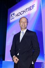 Hauptversammlung 2011 der HOCHTIEF AG - Dr. jur. Frank Stieler