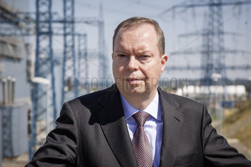 Peter Terium  Vorstandsvorsitzender der RWE AG