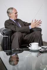 Prof. Dr.-Ing. Hans-Peter Keitel  Praesident des BDI