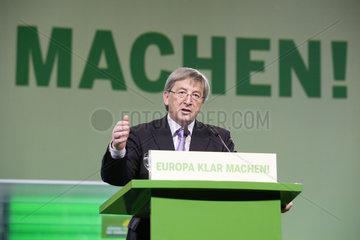 Jean-Claude Juncker  Premierminister von Luxemburg