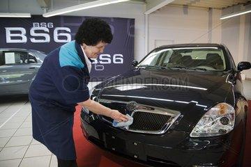 Vorstellung der chinesischen Automarke Brilliance in Deutschland