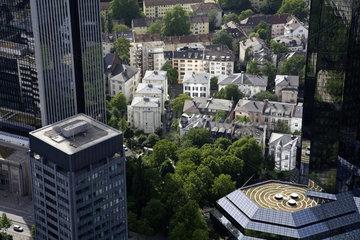 Frankfurt Innenstadt - Westend