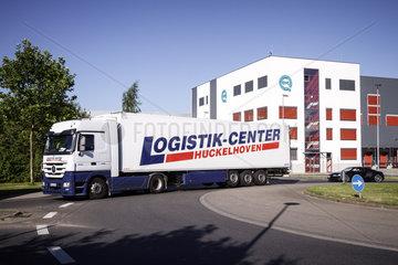 Teleshopping-Sender QVC - Logistik-Zentrum