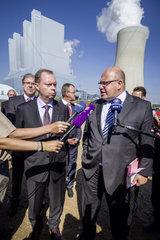 RWE Braunkohlekraftwerk Neurath - Inbetriebnahme BoA 2&3