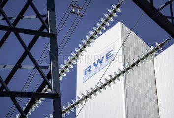 RWE Braunkohlekraftwerk Neurath BoA 2&3