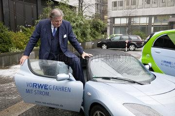 Dr. Juergen Grossmann  Vorstandsvorsitzender RWE AG