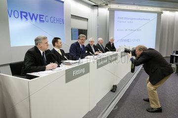 Vorstand der RWE AG