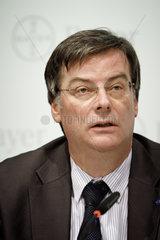 Dr. Richard Pott  Vorstandsmitglied Bayer AG
