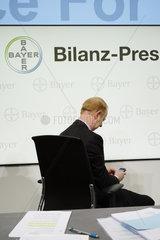 Dr. Marijn Dekkers  Vorstandsvorsitzender Bayer AG
