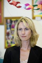 Manuela Schwesig  SPD  Ministerin fuer Soziales und Gesundheit in Mecklenburg-Vorpommern