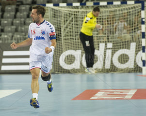 (SP)CROATIA-ZAGREB-EHF MEN'S CHAMPIONS LEAGUE