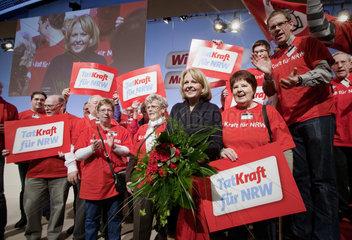 SPD Landesparteitag NRW - Hannelore Kraft