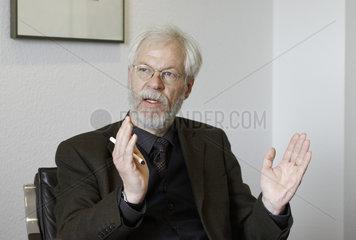Dr. Volker Hansen  Verwaltungsratsvorsitzender des AOK-Bundesverbandes