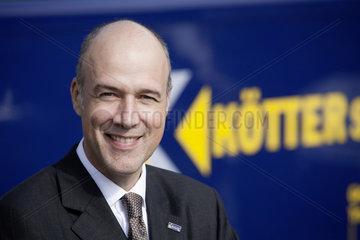 Friedrich P. Koetter  Geschaeftsfuehrer von KOETTER Security