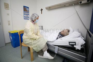 MRSA - Isolation einer MRSA Patientin