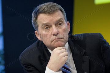 Bruce Edwards  Vorstandsmitglied Deutsche Post AG