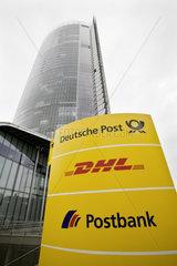 Logos und Firmenschilder Deutsche Post AG