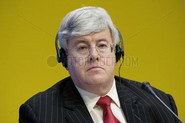 John Allen  Vorstandsmitglied Deutsche Post AG