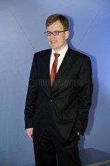 Hermann Ude  Vorstandsmitglied Deutsche Post AG