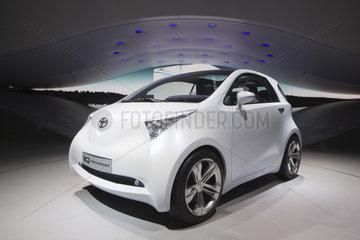 IAA 2007 - Toyota iQ Conceptstudie