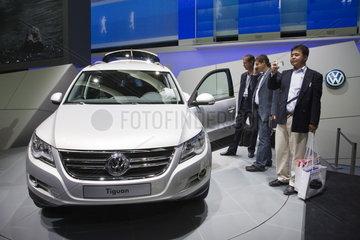 IAA 2007 - VW Tiguan