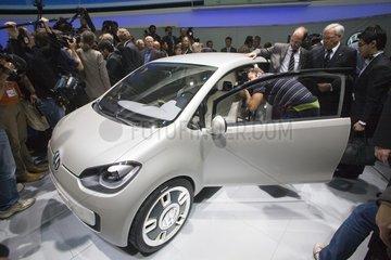 IAA 2007 - VW Concept-Studie UP!
