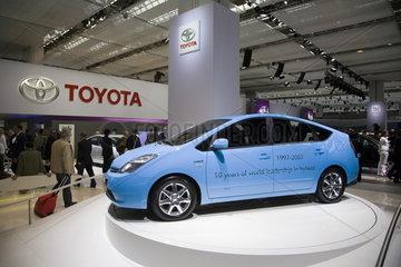 IAA 2007 - Toyota Prius mit Hybridantrieb