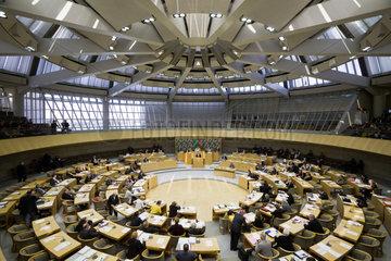 Landtag NRW - Plenarsaal