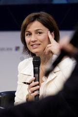 Sandra Maischberger  Moderatorin und TV-Journalistin