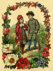 Symbolbild Herbst  1890