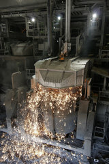 ThyssenKrupp Stahl AG (TKS)- Oxygenstahlwerk Beeckerwerth