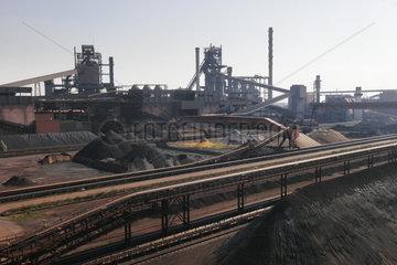 ThyssenKrupp Stahl AG (TKS)- Stahlwerk