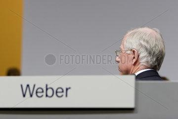 Dr. Juergen Weber  Aufsichtsratsvorsitzender der Deutsche Lufthansa AG