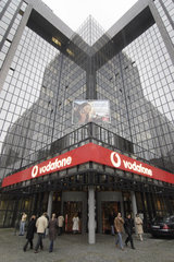 Hauptverwaltung des Mobilfunkanbieters Vodafone D2 GmbH
