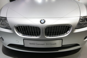 IAA 2005 - BMW Concept Z4 Coupe