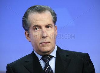 Karl-Gerhard Eick  Vorstandsmitglied Deutsche Telekom AG