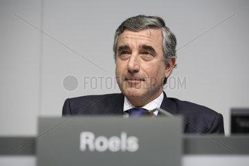 Harry Roels  Vorstandsvorsitzender der RWE AG